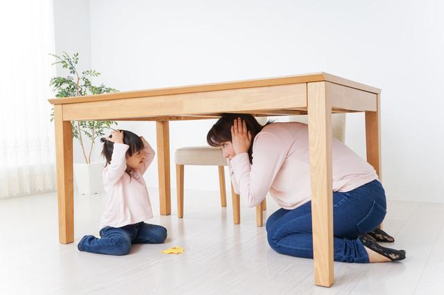 地震があっても大丈夫!家具の耐震安全対策