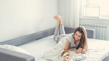 せまいお部屋を上手に使う「ソファベッド」導入のコツ