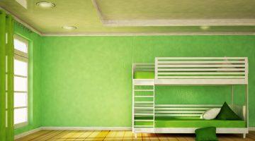 空間を有効利用!上下に使える二段ベッド・三段ベッドの魅力