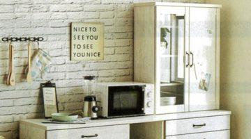 使いやすさを追求する、キッチンボードの選び方
