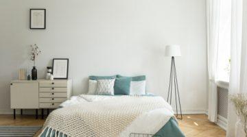 寝室を快適空間にするためのベッドの配置チェックポイント