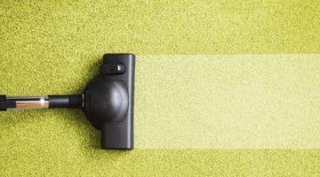 カーペットの正しい掃除方法