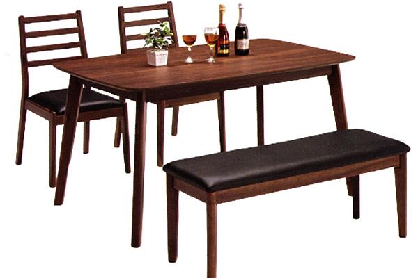 ベンチ式椅子1