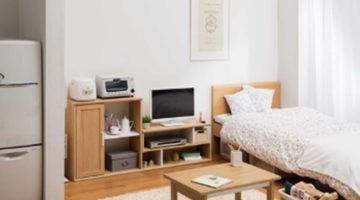 組み立て家具と侮るなかれ、種類豊富なDIY家具をお楽しみください。