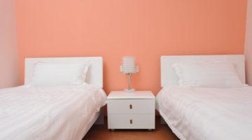 夫婦の寝室にツインベッドがおすすめの理由